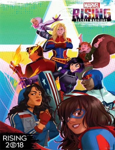Poster de Marvel Rising: Secret Warriors