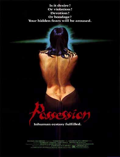 Poster de Possession (La posesión)