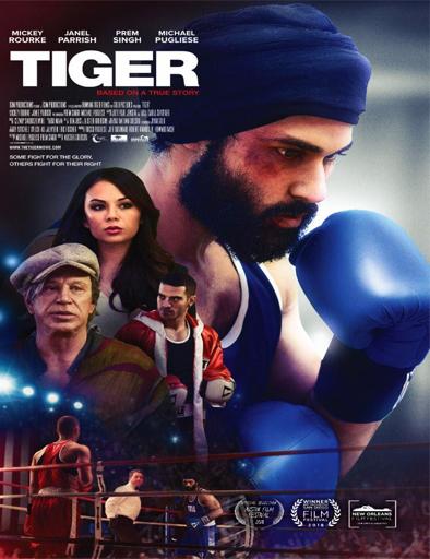 Poster de Tiger