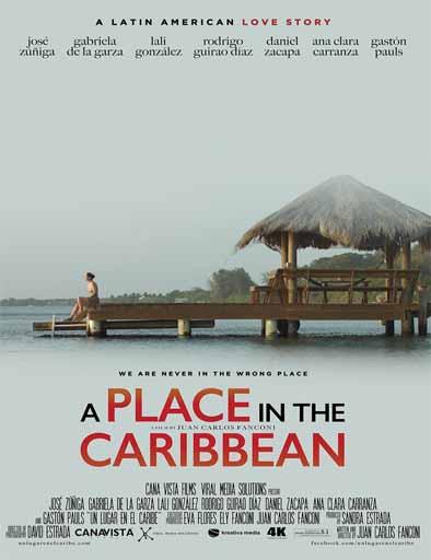 Poster de Un lugar en el Caribe