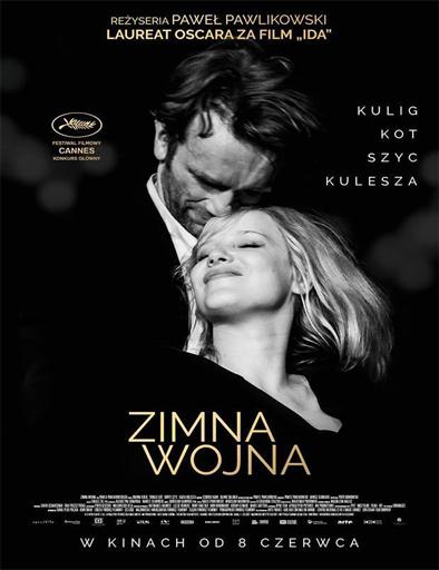 Poster de Zimna wojna (Guerra fría)