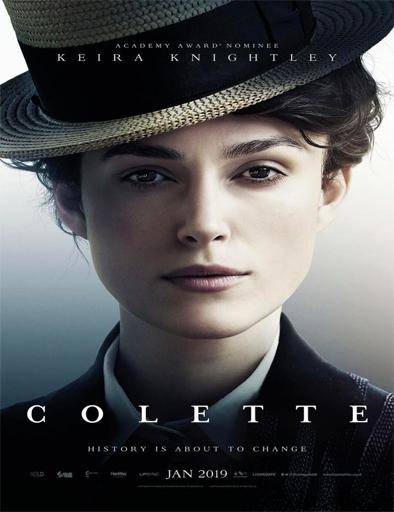 Poster de Colette: Liberación y deseo
