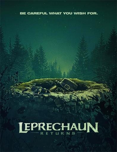 Poster de Leprechaun Returns