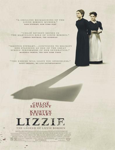 Poster de Lizzie (El asesinato de la familia Borden)