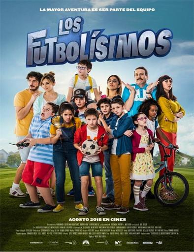 Poster de Los futbolísimos