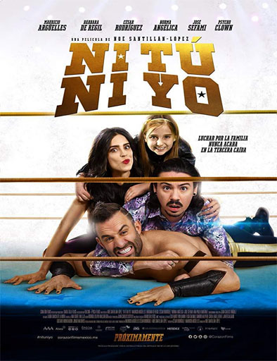 Poster de Ni Tú Ni Yo