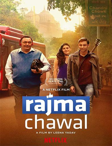 Poster de Rajma Chawal