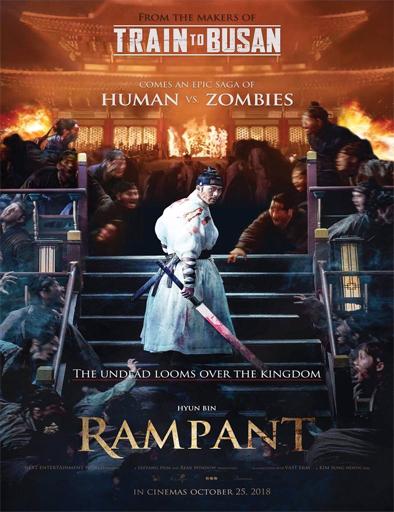 Poster de Rampant