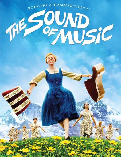Poster de The Sound of Music (La Novicia Rebelde)