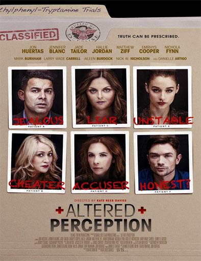 Poster de Altered Perception