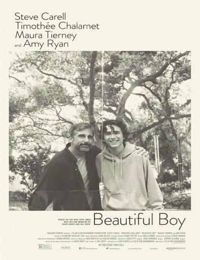 Poster de Beautiful Boy: Siempre serás mi hijo
