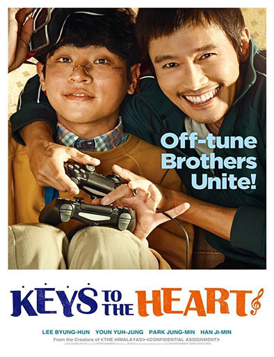 Poster de Keys to the Heart