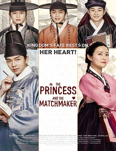 Poster de The Princess and the Matchmaker