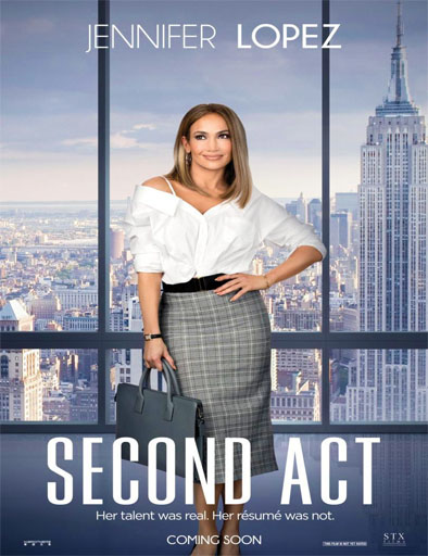 Poster de Second Act (Jefa por accidente)