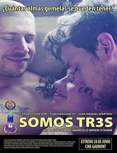 Poster de Somos tr3s