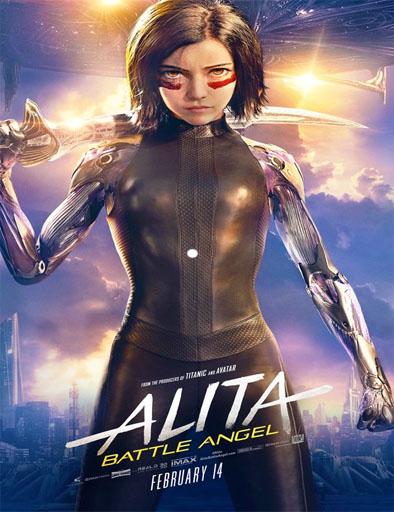 Poster de Alita: Ángel de combate