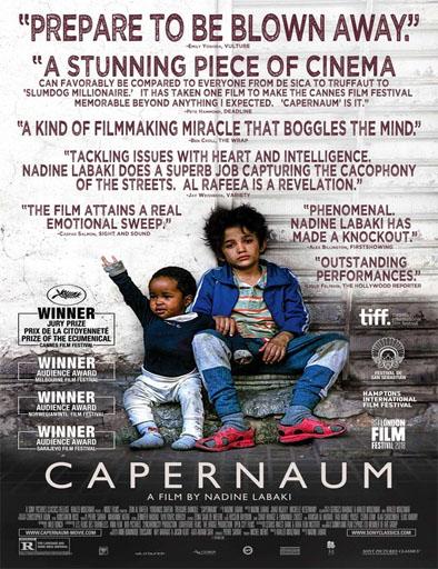 Poster de Capharnaüm