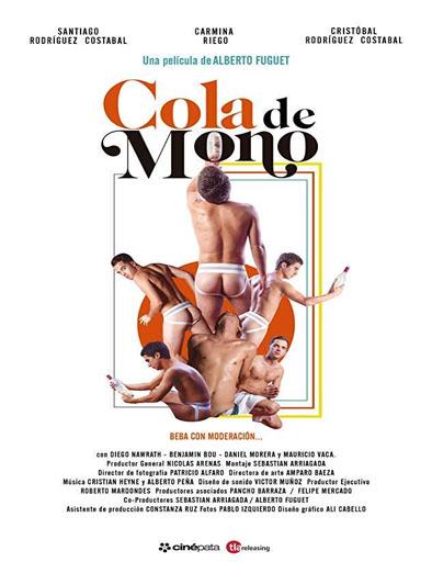 Poster de Cola de Mono