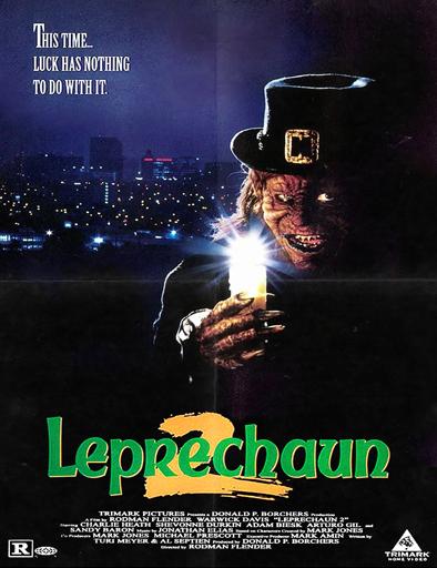 Ver Leprechaun 2 El Duende Maldito 2 1994 Online