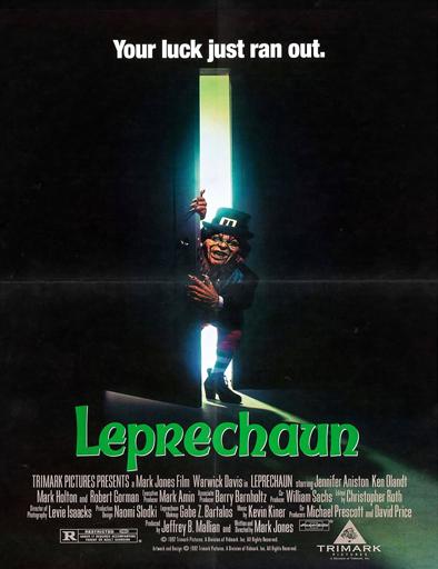 Poster de Leprechaun (El duende maldito)