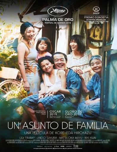 Poster de Shoplifters (Un Asunto de Familia)