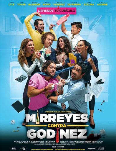 Poster de Mirreyes vs Godínez
