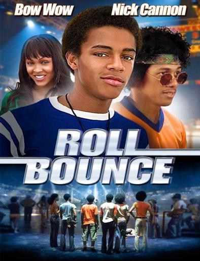 Poster de Roll Bounce: Fiesta sobre ruedas