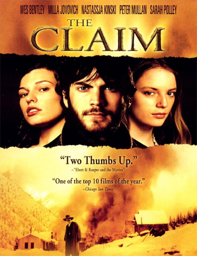 Poster de The Claim (El perdón)