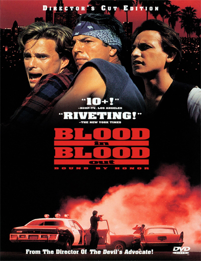Poster de Blood In, Blood Out (Sangre por sangre)