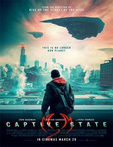 Poster de Captive State (La rebelión)
