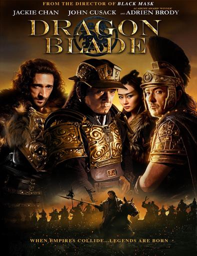 Poster de Dragon Blade