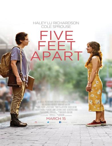 Poster de Five Feet Apart (A dos metros de ti) (2019)