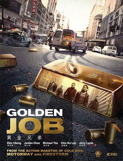Poster de Golden Job
