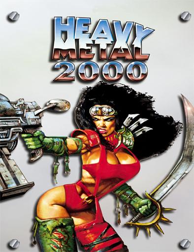Poster de Heavy Metal 2