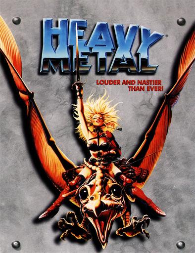 Poster de Heavy Metal
