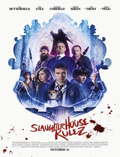 Poster de Slaughterhouse Rulez