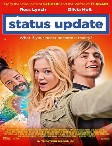 Poster de Status Update: Actualiza tu universo