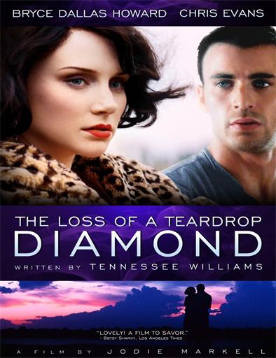 Poster de La pérdida de un diamante lágrima
