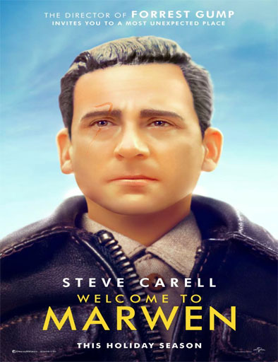 Poster de Welcome to Marwen (Bienvenidos a Marwen)