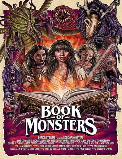 Poster de Book of Monsters