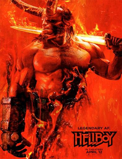 Poster de Hellboy