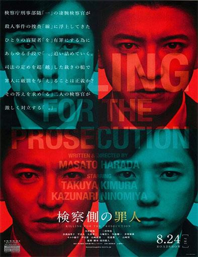 Poster de Killing for the Prosecution