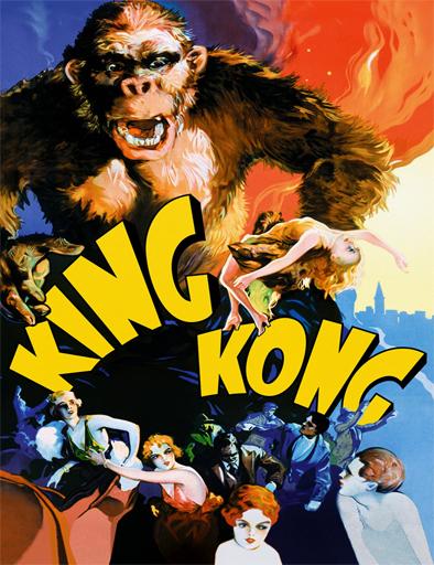 Poster de King Kong