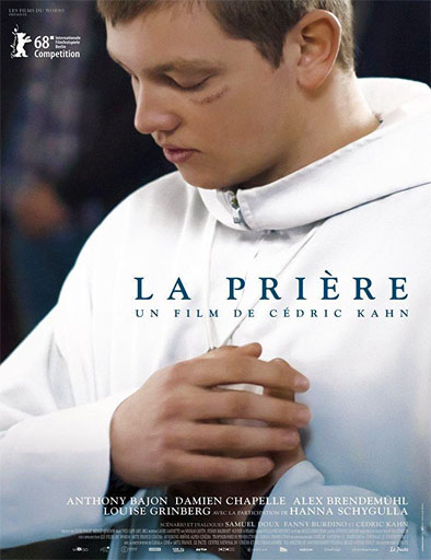 Poster de La prière (The Prayer)