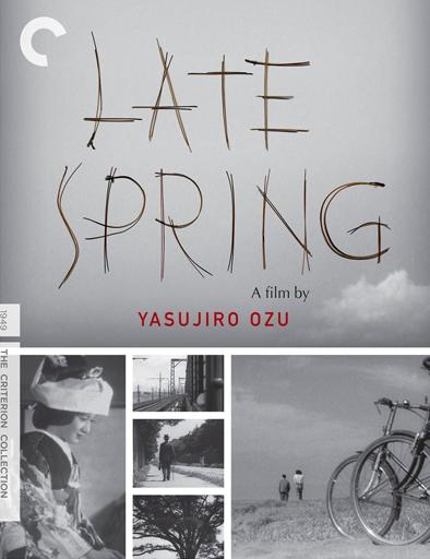 Poster de Late Spring (Primavera tardía)