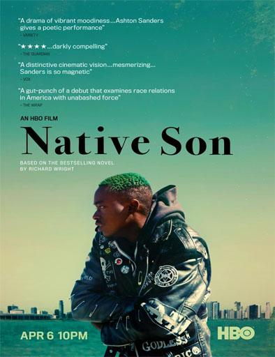 Poster de Native Son