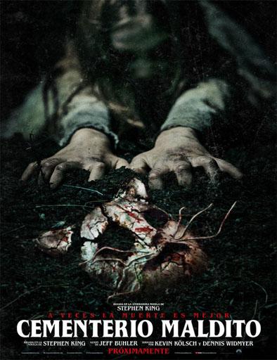Poster de Pet Sematary (Cementerio de animales)