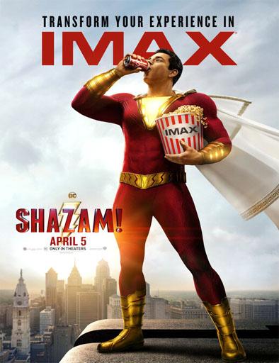 Poster de Shazam!