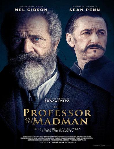 Poster de The Professor and the Madman (Entre la razón y la locura)