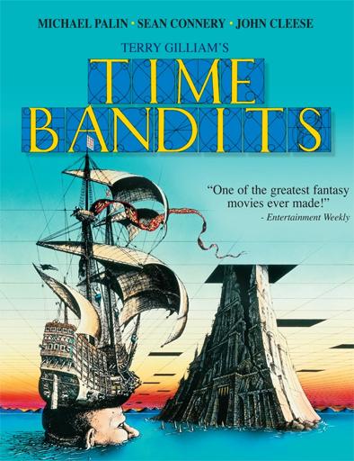 Poster de Time Bandits (Bandidos del tiempo)